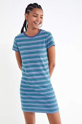 Urban Outfitters Striped Ringer T-Shirt Dress