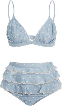 Helm Tri Tuck Bikini Set