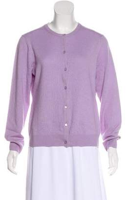 Neiman Marcus Button Up Cardigan