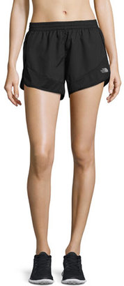 The North Face Altertude Hybrid Running Shorts, Black $45 thestylecure.com