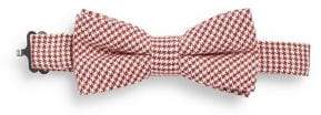 Appaman Little Boy's& Boy's Classic Houndstooth Cotton Bow Tie
