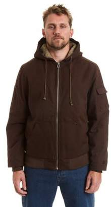 Stanley Men's Full Zip Canvas Jacket with Sherpa Lining