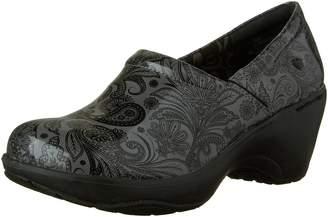 Nurse Mates Women's Bryar Non-Slip Clog Shoe
