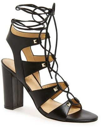 Ivanka Trump 'Kavita' Ghillie Sandal (Women) $134.95 thestylecure.com
