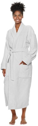 Sonoma Goods For Life Women's SONOMA Goods for Life Turkish Cotton Robe