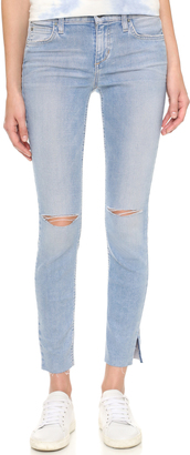 Joe's Jeans Flawless Icon Ankle Jeans $189 thestylecure.com