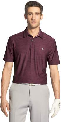 Izod Men's SwingFlex Title Holder Classic-Fit Performance Golf Polo