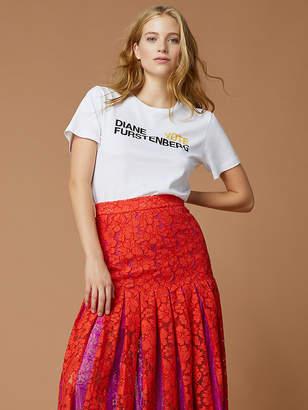 Diane von Furstenberg Limited Edition VOTE Tee