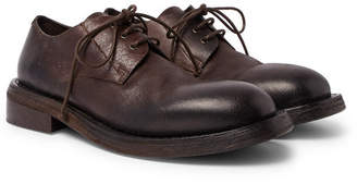 Marsèll Washed-Leather Derby Shoes