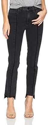 Paige Women's Vintage Julia with Uneven Hem Jeans