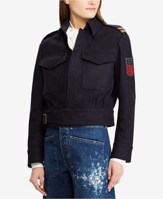 Polo Ralph Lauren Embroidered Jacket