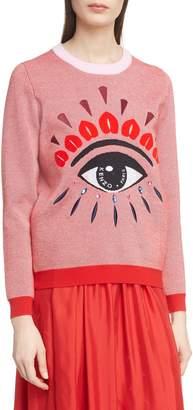 Kenzo Eye Crewneck Sweater