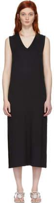 Rag & Bone Black Phoenix V-Neck Dress