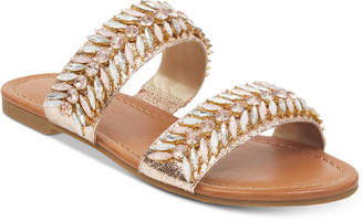 G by Guess Luxeen Flat Sandals Women's Shoes