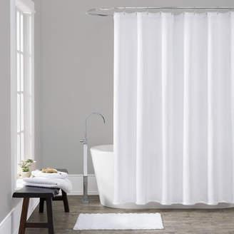 Co The Twillery Godwin Cotton Chevron Shower Curtain