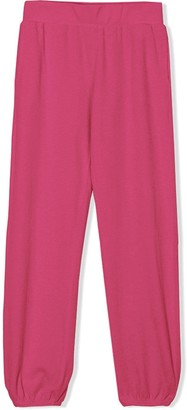 Juicy Couture Swarovski customisable TEEN track pants