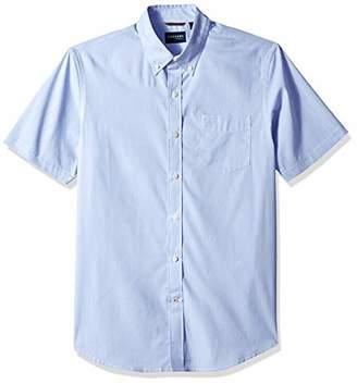 785e35b0 Dockers Short Sleeve Button Down Comfort Flex Shirt