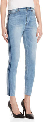 Buffalo David Bitton Ivy High-Rise Ankle Skinny Jeans