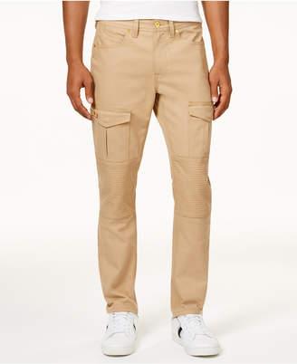 Sean John Men's Flight Slim-Straight Jeans