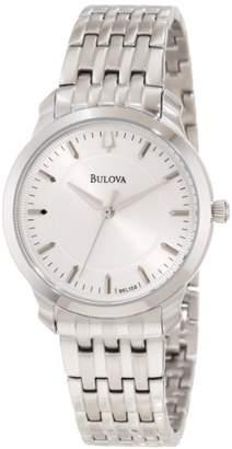 Bulova Women's 96L158 Classic Round Bracelet Watch