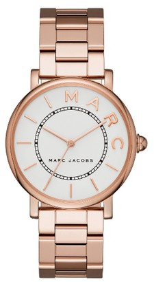 Women's Marc Jacobs Roxy Bracelet Watch, 36Mm $200 thestylecure.com