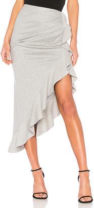 GOEN.J Ruffled Skirt