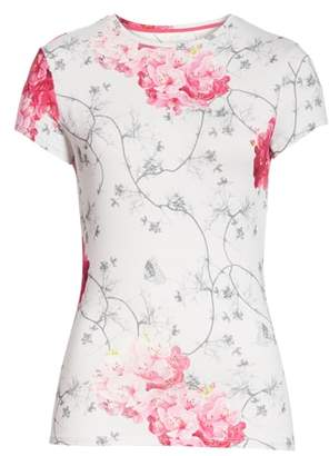 Ted Baker Miriall Babylon Fitted Tee