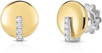Roberto Coin Diamond Stud Earrings