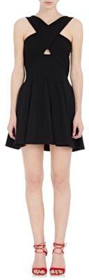 Mason by Michelle Mason MASON BY MICHELLE MASON WOMEN'S PONTE SANDY DRESS-BLACK SIZE M $410 thestylecure.com