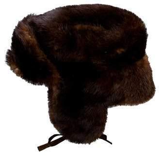 1c278f7d63d Fur Ear Flap Hat - ShopStyle