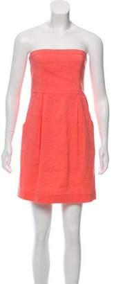 Theory Stapless Mini Dress