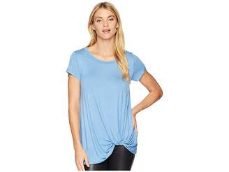 Bobeau Heavy Rayon Span Jersey Women's Clothing