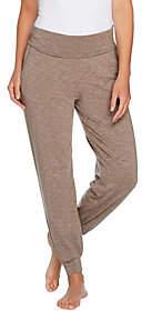 Anybody AnyBody Loungewear Cozy Knit Foldover WaistbandJogger Pants