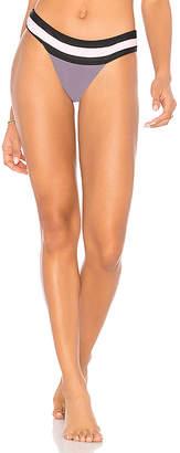 Pilyq Banded Bikini Bottom