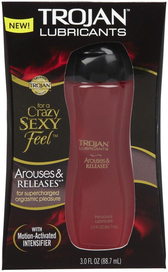 Trojan Arouses & Releases, Layered Sensations, 3 oz