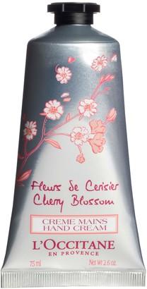 L'Occitane Cherry Blossom Petal Soft Hand Cream