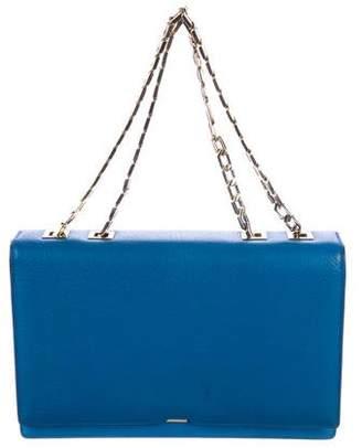 Victoria Beckham Hexagonal Chain Flap Bag