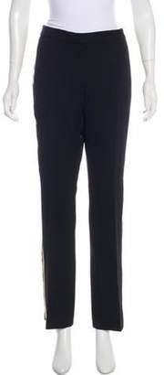 Lanvin Wool High-Rise Pants Black Wool High-Rise Pants