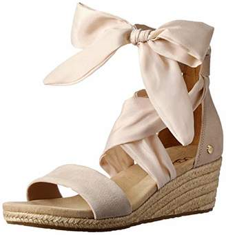 7558e0f8b79 UGG Suede Straps Women's Sandals - ShopStyle