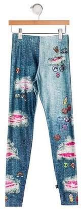 4225ea99923a6 Pre-Owned at TheRealReal · Zara Terez Girls' Printed Leggings