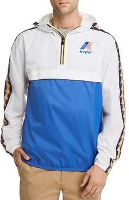 Kappa Le Vrai Leon Banda Pullover Color-Block Anorak Jacket
