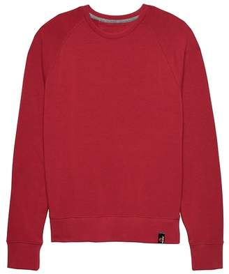 Banana Republic Polartec® Fleece Raglan Sweatshirt