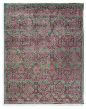 Suzani Floral Wool Rug