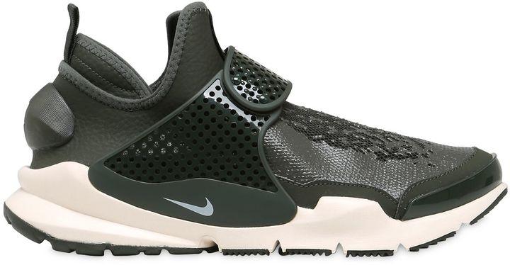 Stone Island Sock Dart Mid Top Sneakers