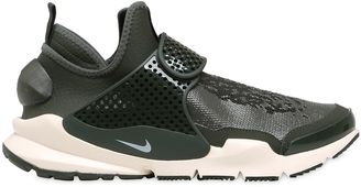 Stone Island Sock Dart Mid Top Sneakers $200 thestylecure.com