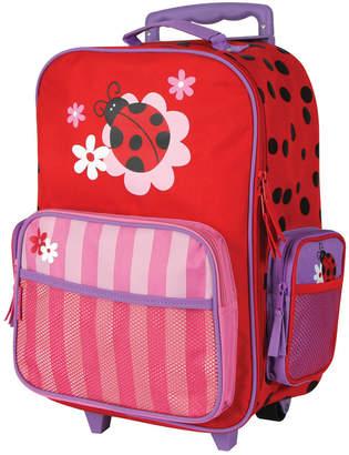 Stephen Joseph Ladybug Classic Rolling Luggage