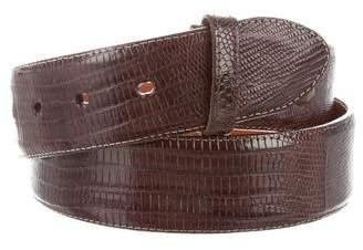 Ralph Lauren Lizard Belt Strap