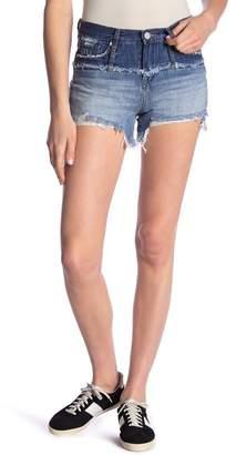 d159df8142907 Blank NYC BLANKNYC Denim The Essex Destroyed Cut-Off Jean Shorts