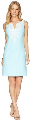 Lilly Pulitzer Gabby Shift Dress Women's Dress