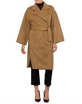 Theory Robe Df Coat